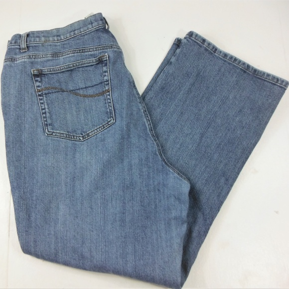 Venezia Denim - Womans Venezia High Waisted Denim Jeans - 24W